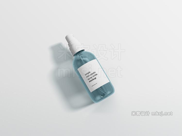VI贴图 化妆品瓶子合集PS模型mockup样机