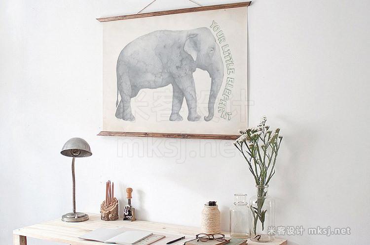 png素材 Safari Watercolor Collection