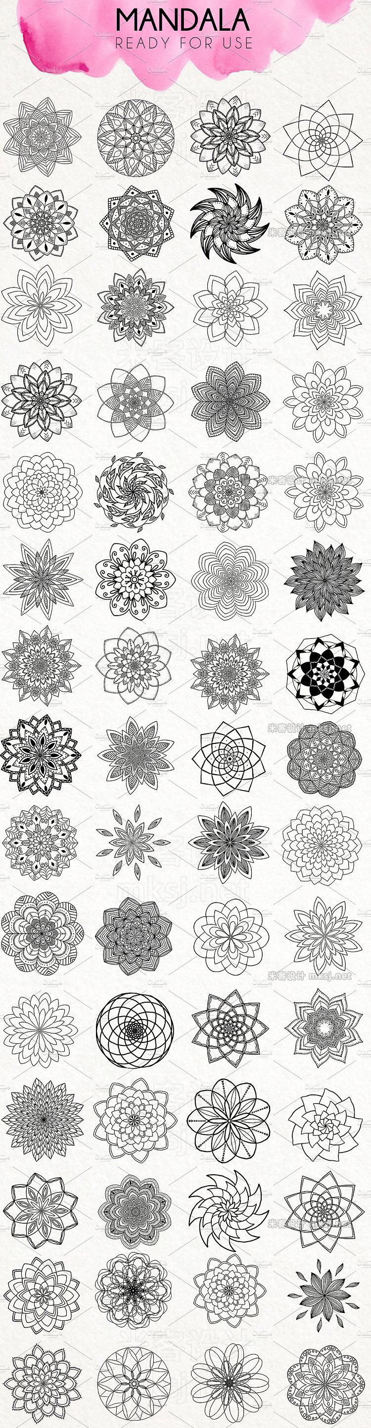 png素材 The Universe of Mandala