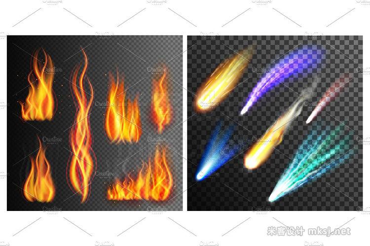 png素材 Big Graphic Effects Set