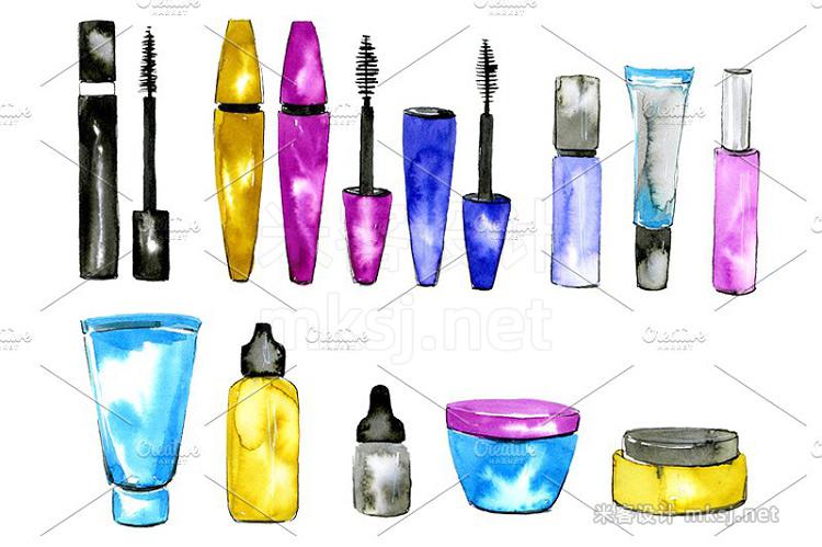 png素材 Makeup Cosmetics clip art