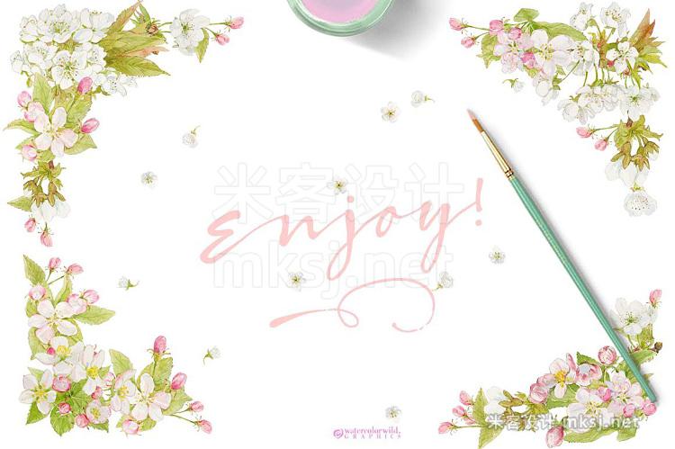 png素材 Blossom - Design Pack