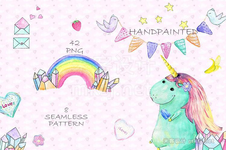 png素材 Cakes Unicorn Tasty Clip art