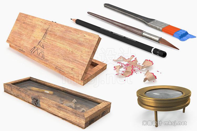 png素材 Desk Object