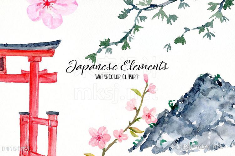 png素材 Japanese Elements Clip Art