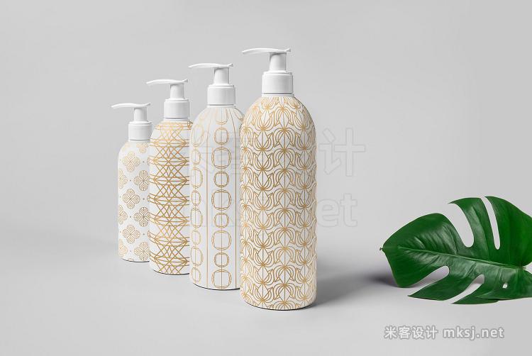 png素材 Geometric Luxurygold Pattern