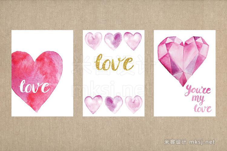 png素材 BUNDLE Valentine's Day