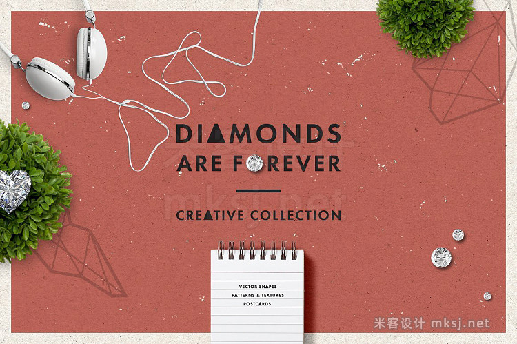 png素材 Diamonds are Forever