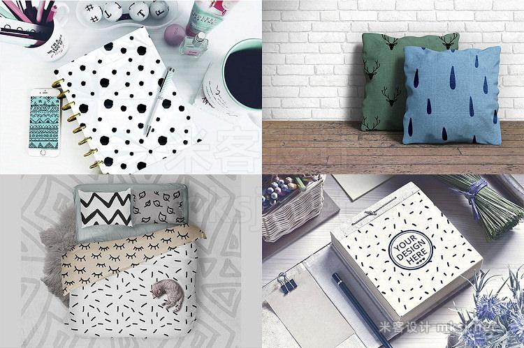 png素材 66 Cute Patterns Pack