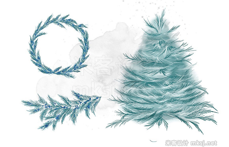 png素材 Sweet Christmas Clip Art
