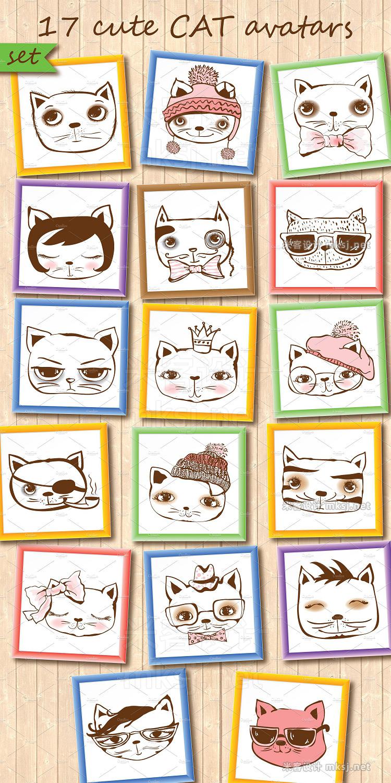 png素材 Animals Super Bundle 2