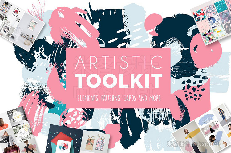 png素材 Artistic Toolkit