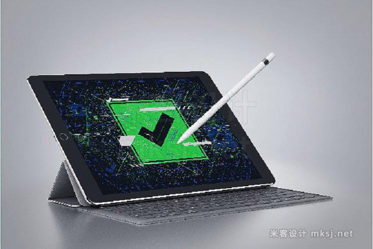 png素材 9 Tech futuristic backgrounds