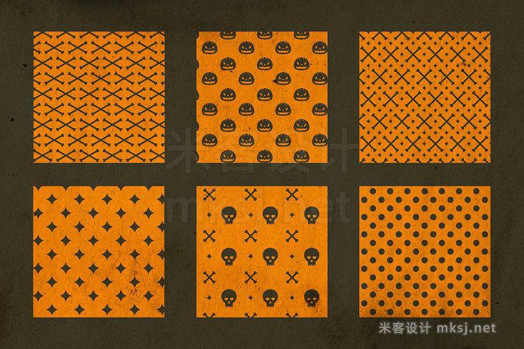 png素材 20 Halloween patterns