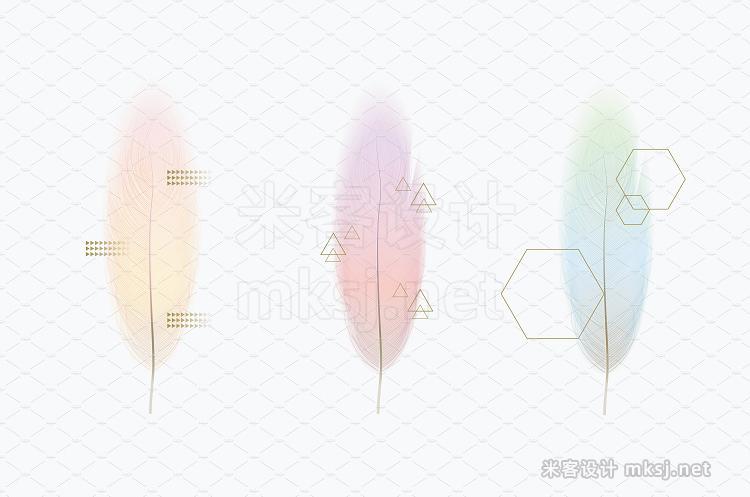 png素材 Magic Feathers