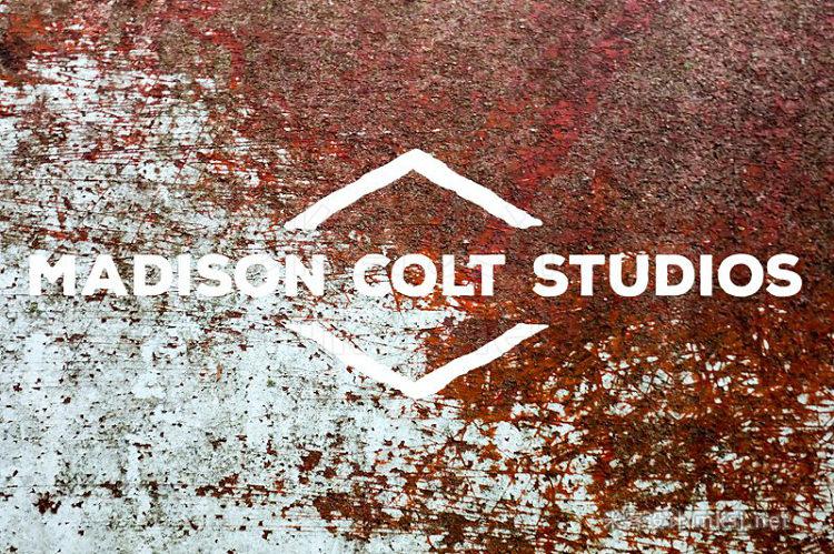 png素材 50 Rusty Metal Textures - Vol 2