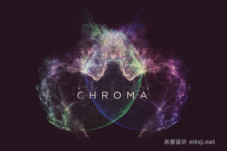png素材 Chroma Abstract Textures