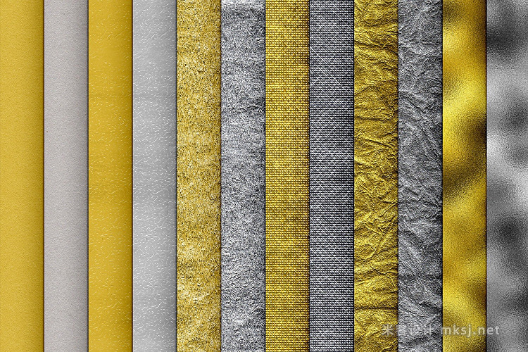 png素材 Foil Texture Pattern Pack
