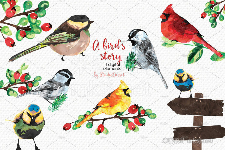 png素材 A Bird's Story