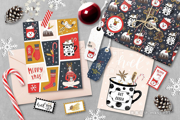 png素材 Merry Christmas Clip art quotes