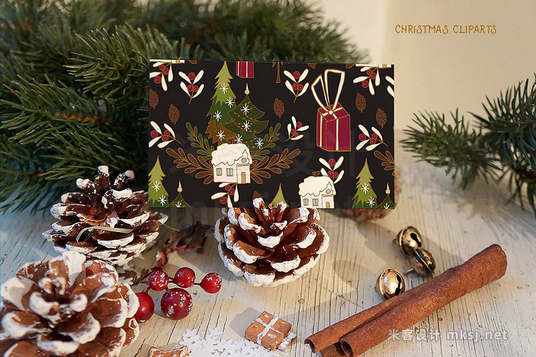 png素材 Christmas Cliparts