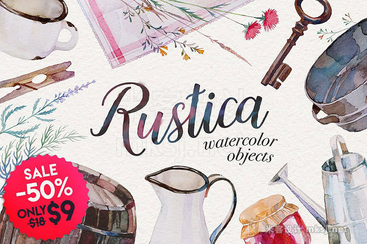 png素材 RUSTICA graphic pack