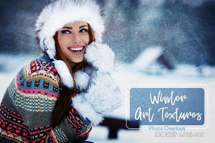png素材 26 Winter Art Texture