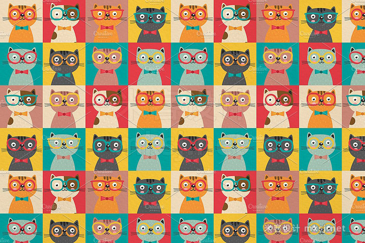 png素材 cats collection